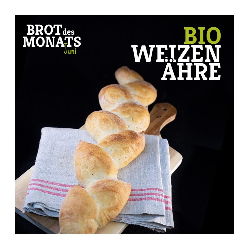 Brot des Monats Juni 1