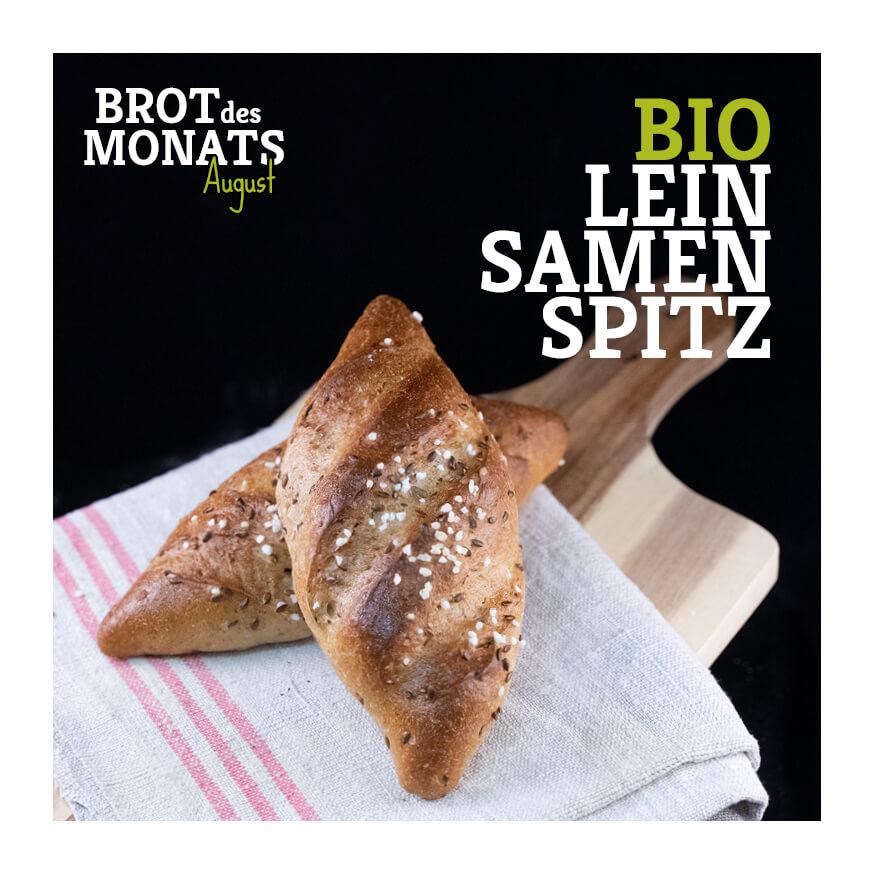 Brot des Monats August 1