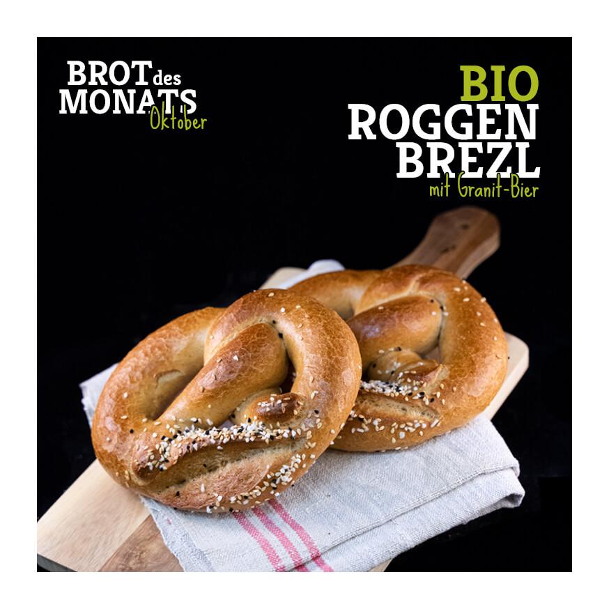 Brot des Monats Oktober 1
