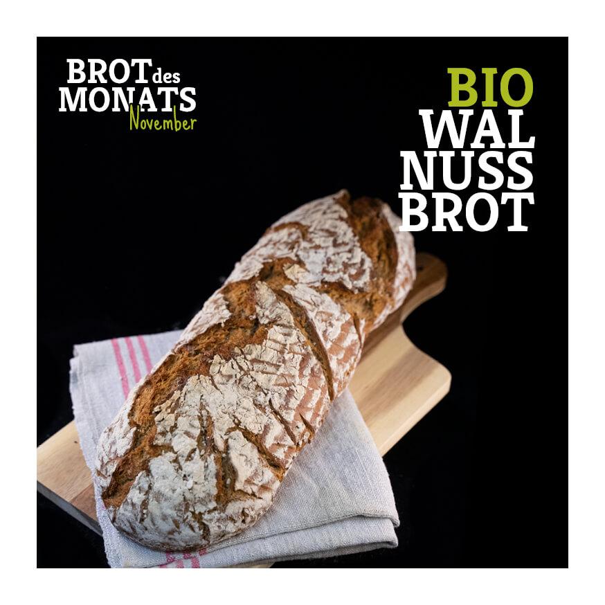 Brot des Monats November 1